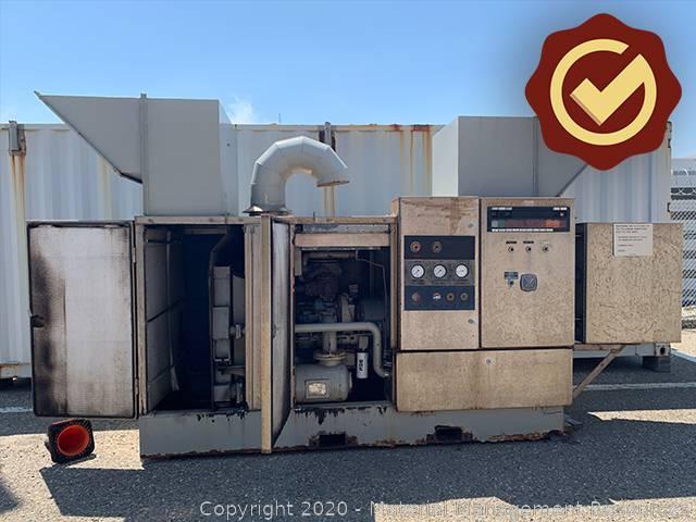 Industrial Air Compressor (IRP-20-024)