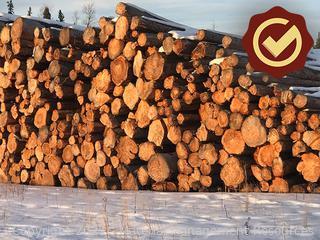 Spruce - +/- 900 m3