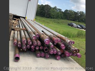 Various Sizes of Pipe