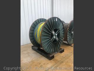 Various Sizes of Tubing on Spools