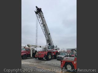 LinkBelt 60T Crane