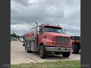 Sterling Fuel Truck