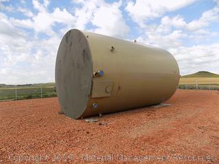 750 Barrel Tanks (Qty 2) - BID LUMP SUM FOR LOT