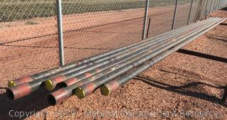 """26 Joints: 2-7/8"""" Tubing, 6.5#, L80, BTS-8"""