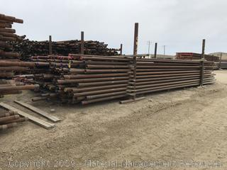 """2-7/8"""" Red Band Tubing, 327 joints, various types"""