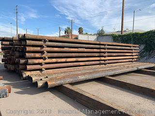"8 5/8"" Used Casing, 22 Joints (BID PER JOINT)"