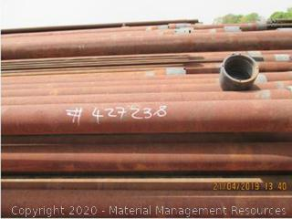 "795 Jts - 25,042.5 ft - 73.83 MT - 2 7/8"" 6.5# Tubing J55 EUE R2"