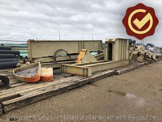 CMI pumping unit, size 912, serial #: 2-82