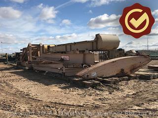 Lufkin pumping unit, size 912D, serial #: G152523X-120370