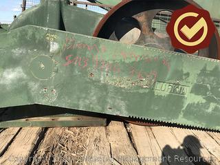 Lufkin pumping unit, size 1280D, serial #: B5913G-393610