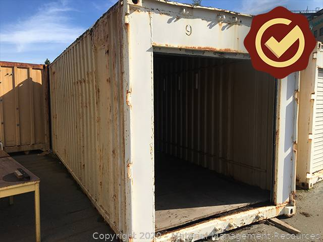 Containers (IRP-20-002)