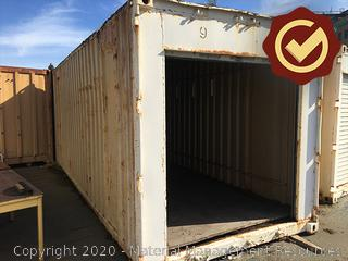 20' Container - Qty 1