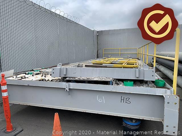 Platform - Trailer Skid (IRC-20-002)