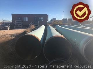"30"" FBE Line Pipe Field Bends - Kermit, TX"