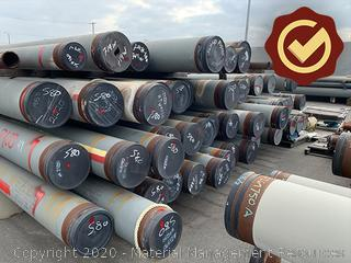 Line Pipe - Various Sizes and Types