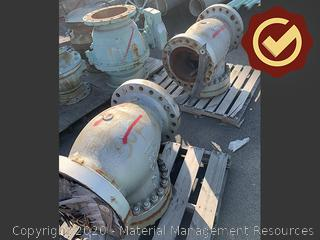 Valves-Various Types - Qty 13